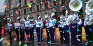 London's New Year's Day Parade: What? Where? Who?