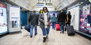 $1m Funding For App To Help Visually Impaired Use Tube