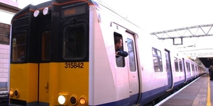 Video: The Line In East London That's About To Become Crossrail