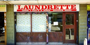 Friday Photos: London Laundrettes