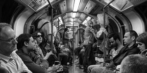 Should Men Give Up Their Seats For Women On The Tube?
