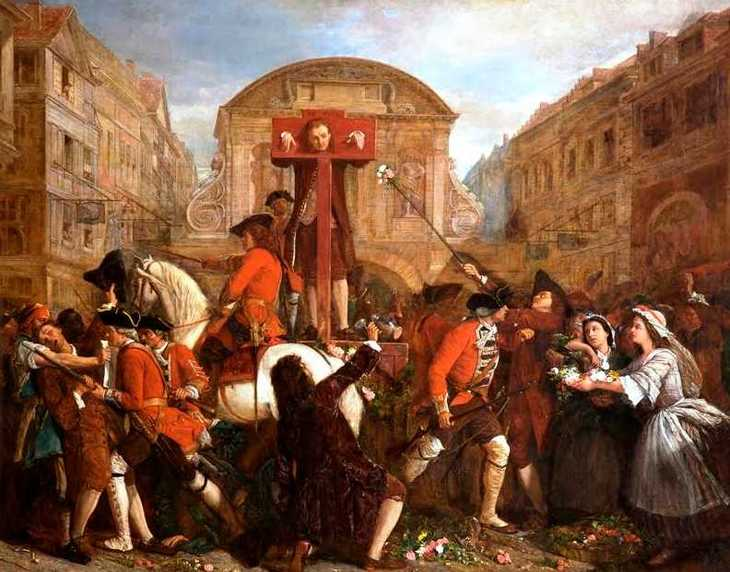 A Grim And Gruesome History Of Public Shaming In London