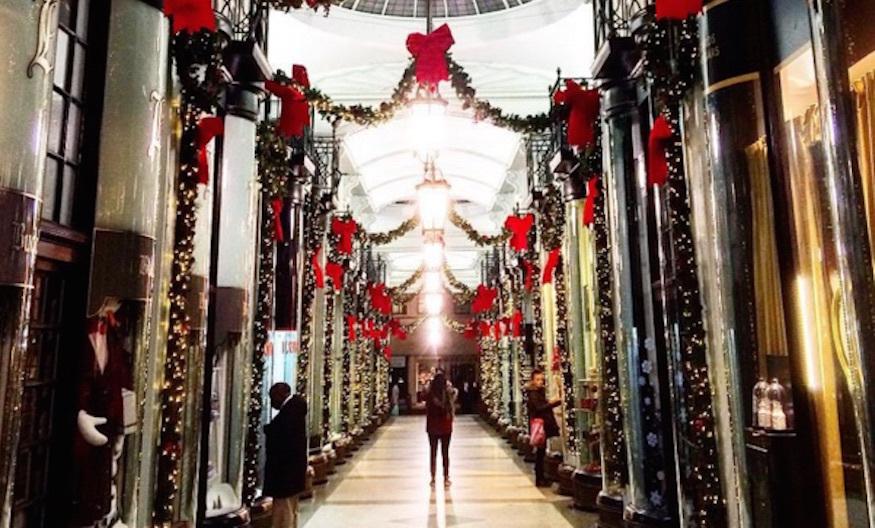 top london christmas instagram posts 2015 londonist