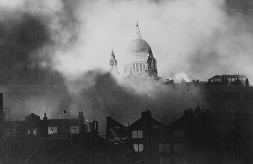 Marking 75 Years Since The Second Great Fire Of London ...