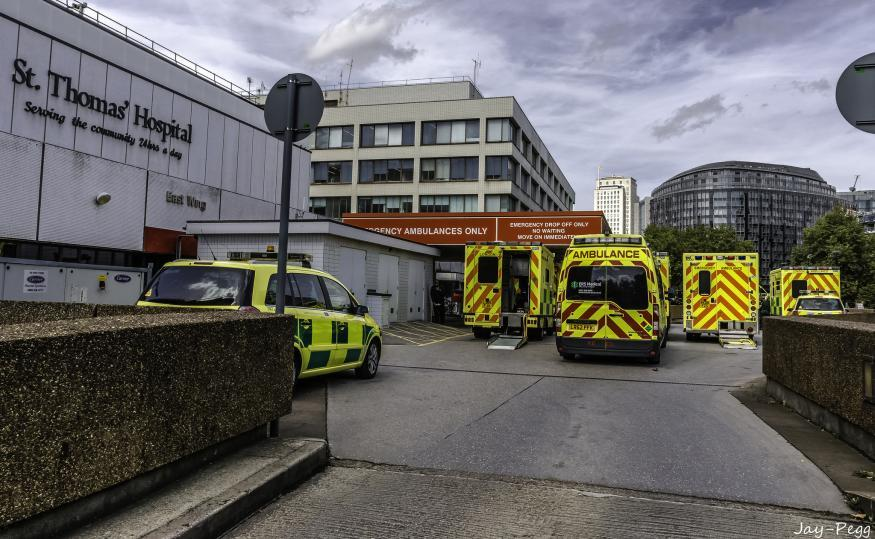 Most London A&Es Failing On Patient Waiting Times