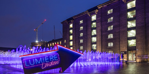 Your Guide To Lumiere London 2016