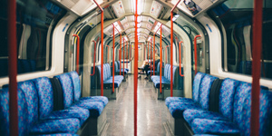 What's The Best Seat On The Tube?