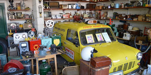 Visit London's Other Transport Museum: Whitewebbs In Enfield