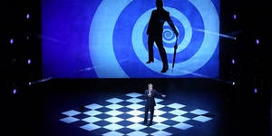 Eddie Izzard Reloaded: The Trans-Jedi Of Comedy Returns
