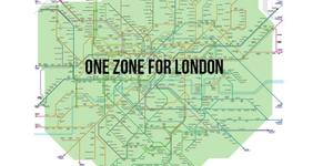 London Should Be One Fare Zone, Says Green Party
