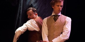 Review: Morality Tale Meets Wilde Wit In An Intimate Venue