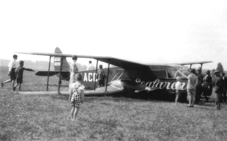 Why Amy Johnson's Plane Belongs At Croydon Airport