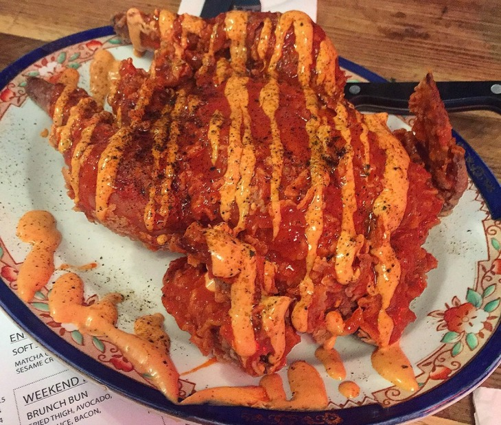 Londons Best Fried Chicken Londonist