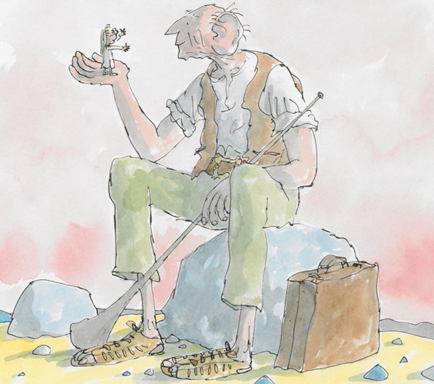 Celebrate Roald Dahl's Centenary At Southbank Centre
