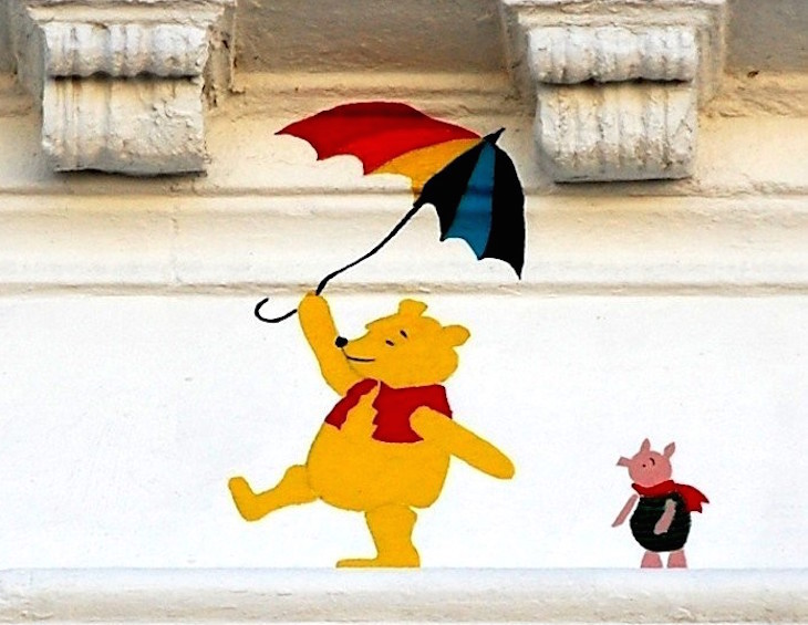 A Winnie The Pooh Lover's Tour Of London