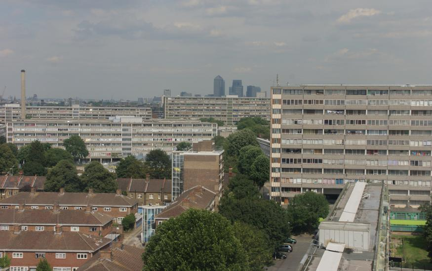 Housing Estates To Be Regenerated Under Government Plans