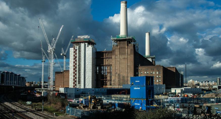 Brownfield Land Won't Be Enough To Solve London's Housing Crisis