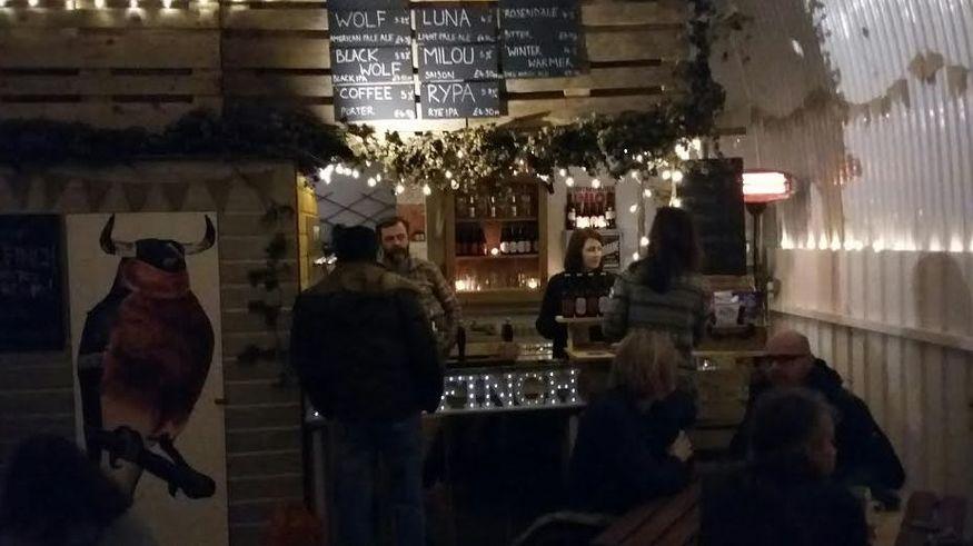 Bullfinch Brewery & Tap Room