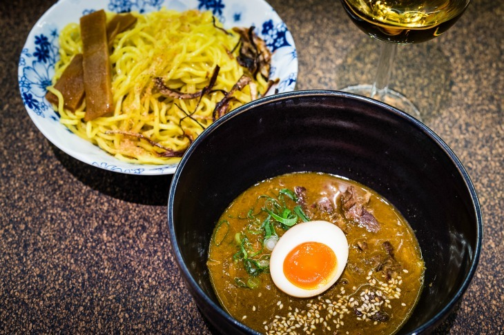 Nanban's curry goat ramen is one of the best comfort foods in London