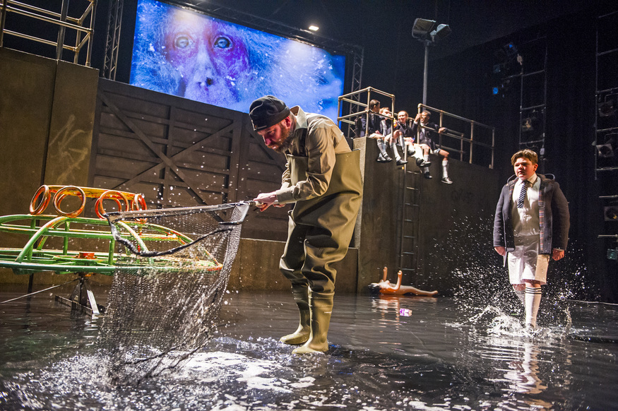 Review: Herons Wades Into Teenage Troubles