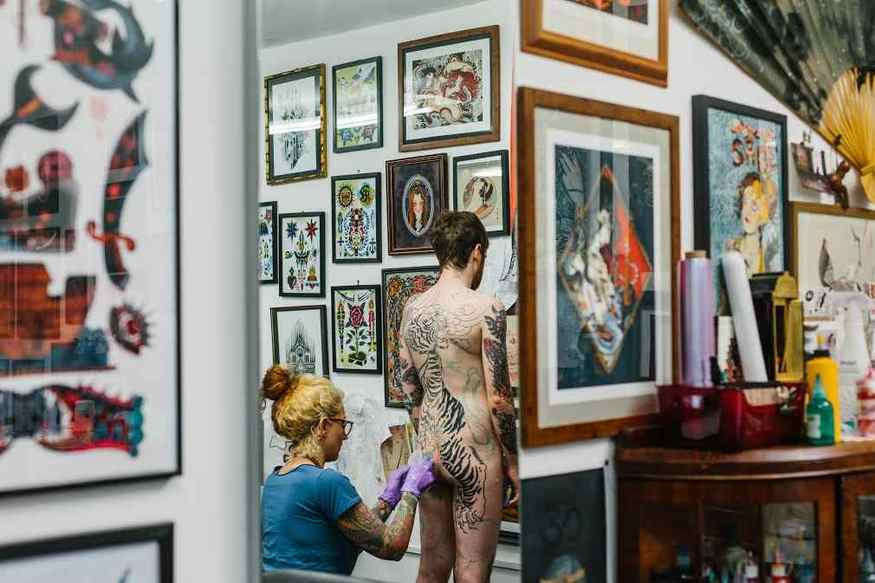 Get Under The Skin Of London 39 S Tattoo Industry Londonist