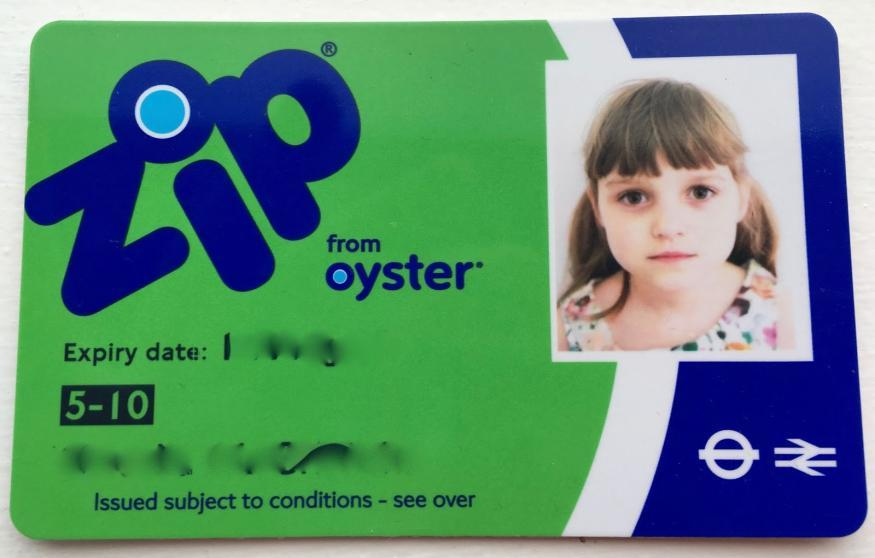 how to get a child oyster card