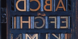 Hear The Story Of The Underground's 100 Year Old Font, At London Transport Museum