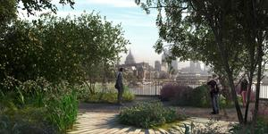 """We All Moaned About The Olympics, Too"": Interview With The Head Of The Garden Bridge Trust"