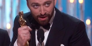 Londoner Sam Smith Dedicates Bond Oscar To LGBT Community