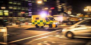 The Toughest Job? We Talk To A London Ambulance Crew