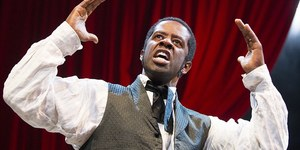 Red Velvet Reviewed: Adrian Lester Plays American Playing African, Quite Brilliantly