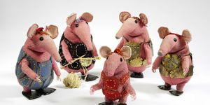 Meet The Clangers, Bagpuss And Friends
