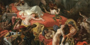 Review: Delacroix At His Best At The National Gallery