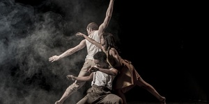 Contemporary Dance in Crumbling Grandeur: Terra at The Coronet Reviewed