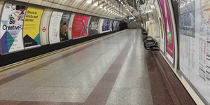 Why Are The Platforms At Angel So Wide?
