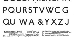 How London's Famous Tube Font Was Born