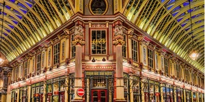 Friday Photos: Leadenhall Market