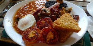 Mapped: London's Best Fry Up Breakfasts