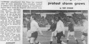 England's First Black Footballer: Why's He Been Forgotten?