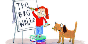 Join Michael Rosen For Discover's Children's Literature Festival, The Big Write