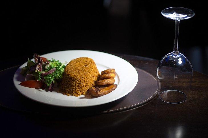 Nigerian Restaurant Old Kent Road