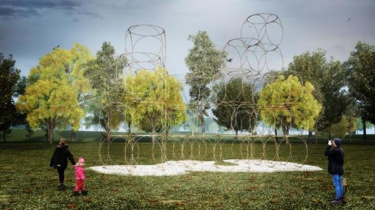 A Preview Of The 2016 Serpentine Pavilion | Londonist