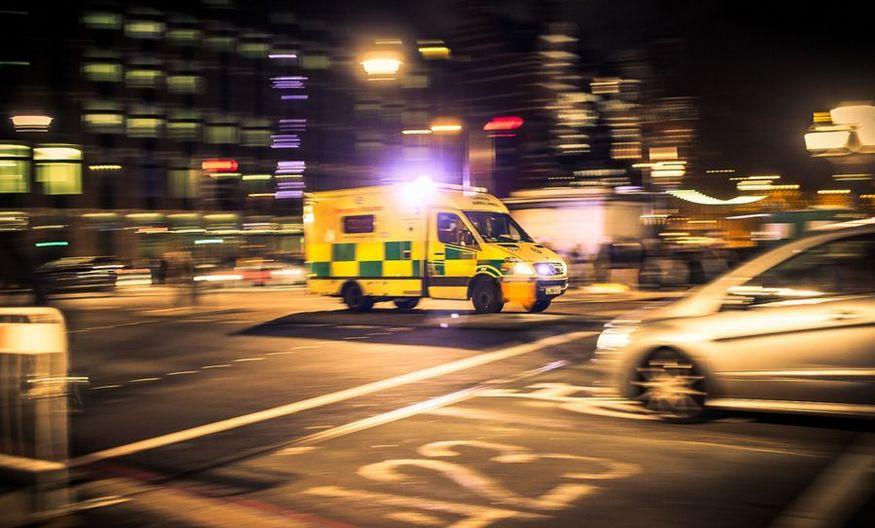 Talking To A London Ambulance Crew Member