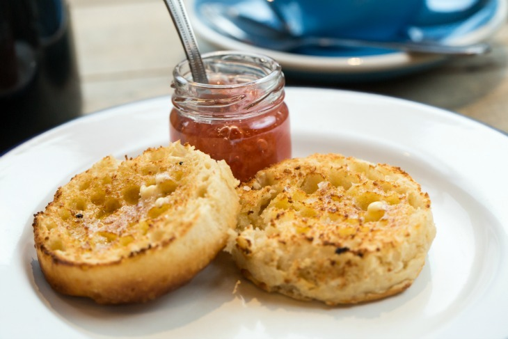 Ask for Janice is home to some of the finest crumpets to eat in London