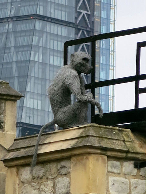 Hey, hey, here's some monkeys: a brief history of these fellas in London