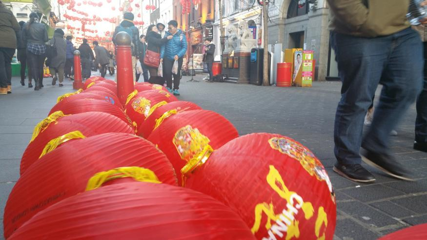 Londonist Out Loud: Dragons Of Chinatown
