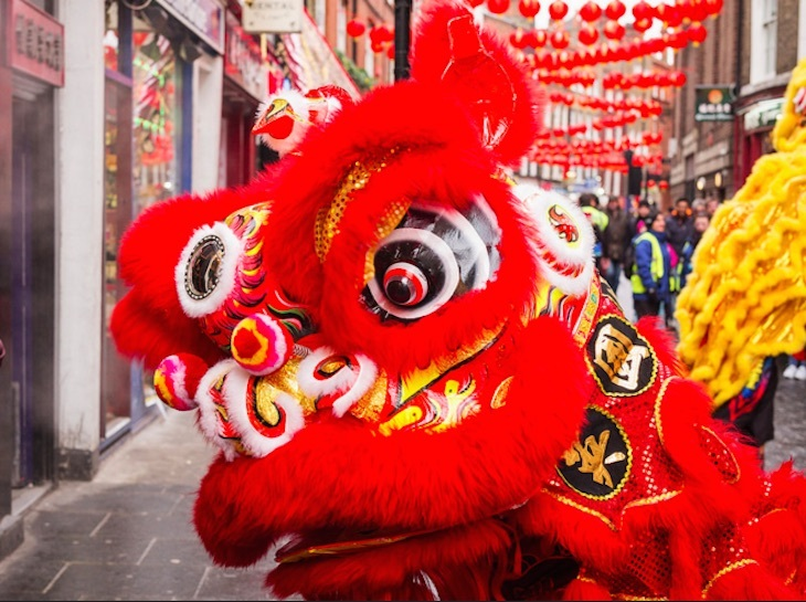 In Pictures: Chinese New Year 2016