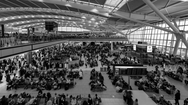 What's The Best Way To Get To Heathrow, Gatwick, Stansted And Luton Airports?