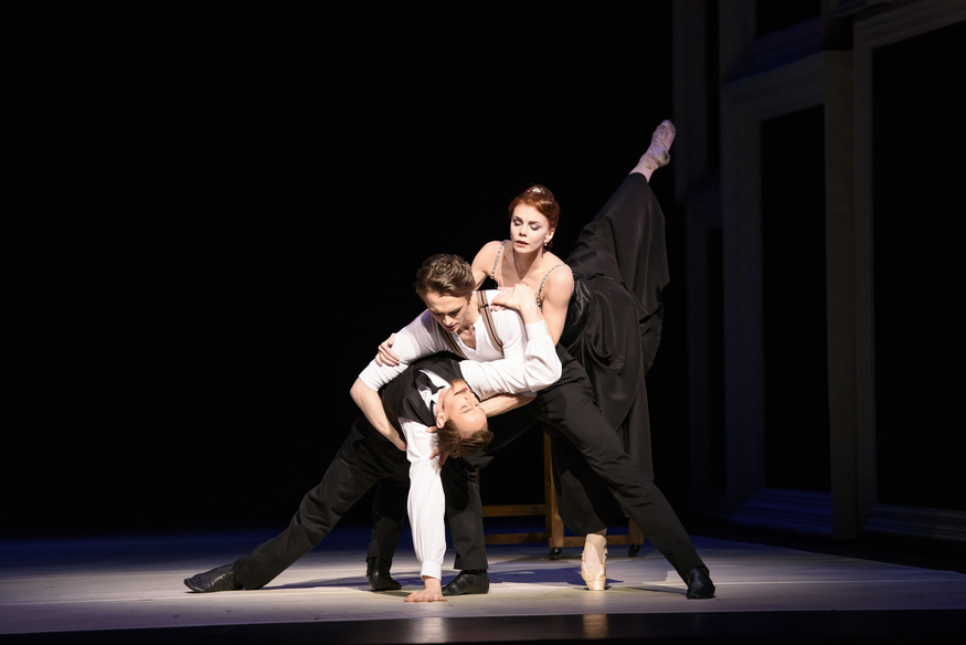Review: Royal Ballet Scales The Heights In An All-Contemporary Programme