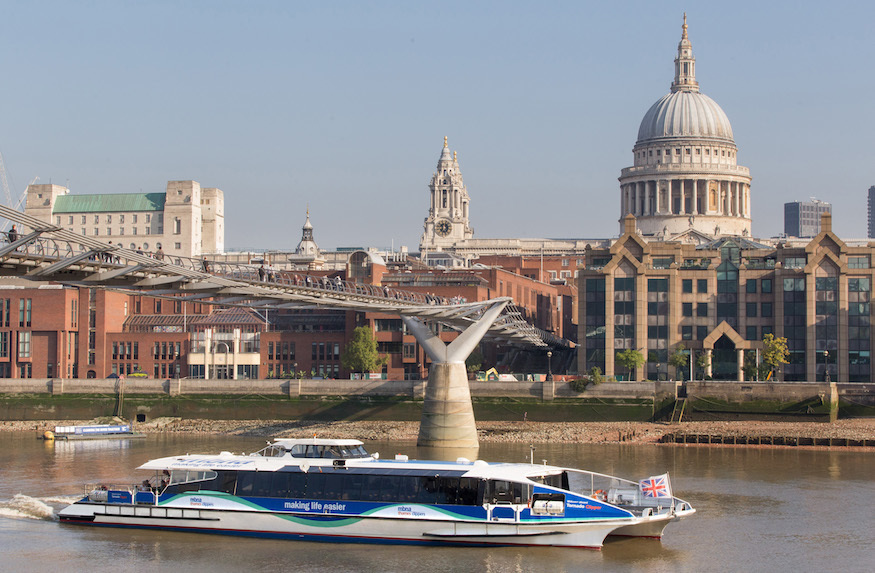 Win A Year's Commuting By Boat